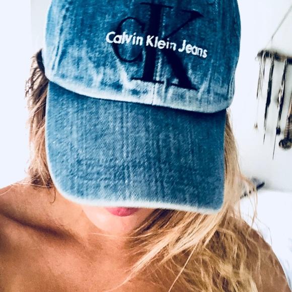 Calvin Klein Accessories - Calvin Klein OS Jean Vintage Cap ef5571c8aef